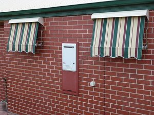 Small custom made outdoor awnings