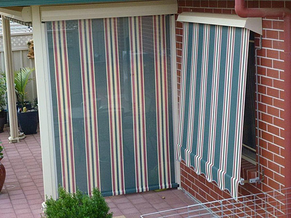Outdoor Blinds Awnings Shade Sails Clear Amp Tint Pvc Blinds